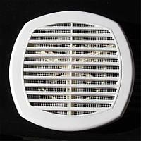 Универсальная вентиляционная решетка на воздуховоды 170*170 жалюзи