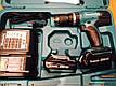 Аккумуляторный ударный шуруповерт Makita DHP453SYE, фото 9