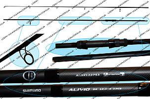 Спиннинг Shimano Alivio DX Specimen 12-275 3 PCS