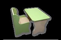 Столик + стульчик Киндер от 2 до 7 лет, фото 1