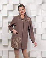 Пальто с вышивкой, фото 1