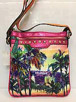Женская сумка классическая Bonilarti 1074 барсетка - планшет