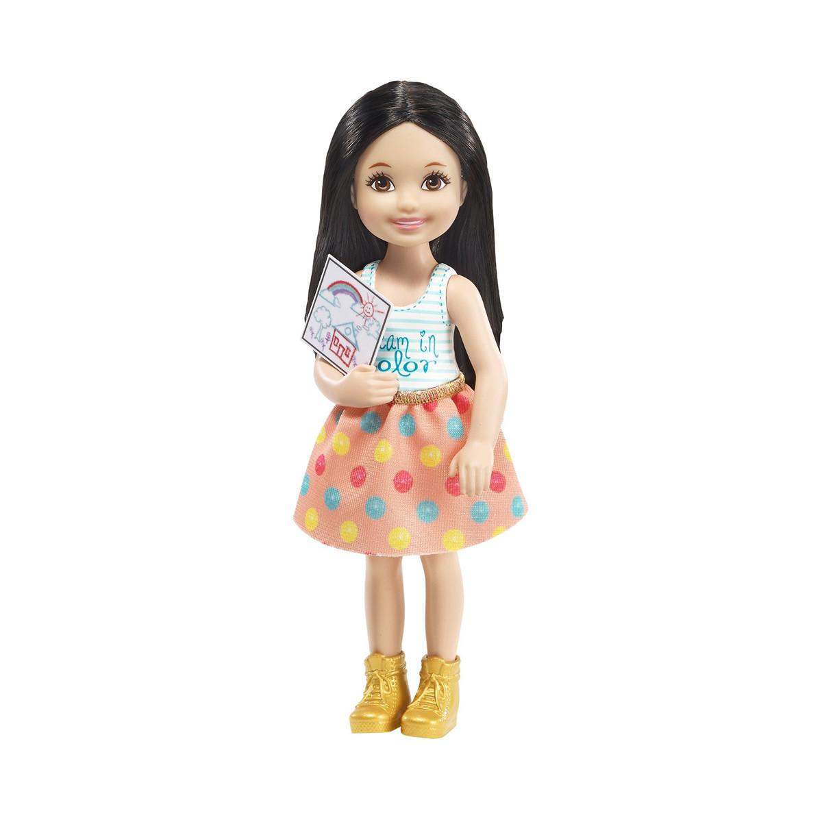 Кукла Челси обновлен. DGX33