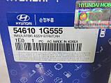 Опора стойки передняя правая Hyundai Accent Акцент 546101G550, фото 2