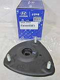 Опора стойки передняя правая Hyundai Accent Акцент 546101G550, фото 3