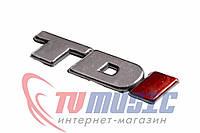 Надпись TDI