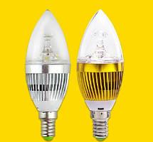 Лампы с цоколем Е14