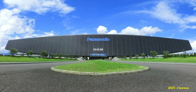 Panasonic Solar Ark HiFi Cinema