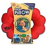 Подушка Total Pillow (Тотал Піллоу) - подушка підголівник, фото 9