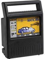 Автоматическое зарядное устройство, 220 В, 80 Вт, 12 В, 6 А, 5-90 Аг,1,6 кг DECA MATIC 116.