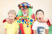 Клоуны на детский праздник в Одессе