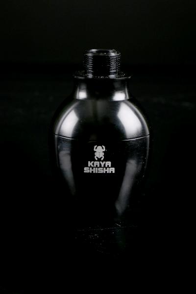 Уловитель мелассы Kaya ELOX, черный