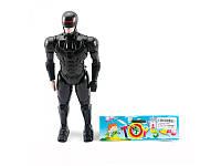 Супергерой в пакете 1068 (ЖК, фигурка 27см, звук, свет, 15,5-31-4,5см)