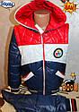 """Куртка на мальчика """"трансформер"""" демисезонная В НАЛИЧИИ 34 размер, фото 4"""