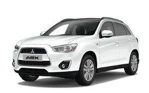 Mitsubishi ASX 2010-2012