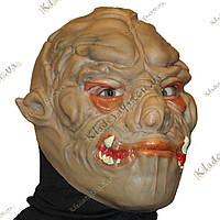 """Латексна маска """"Троль"""" 3\4, фото 1"""