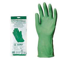 Перчатки КЩС нитриловые хозяйственные К80 Щ50