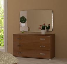 Спальня Белла (ваниль глянец /вишня бюзум), фото 3