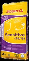 Josera Premium Sensitive легкоусвояемый сухой корм для собак с чувствительным пищеварением