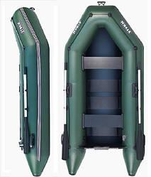 АКЦИЯ!!! Двухместная надувная мотоная лодка STORM STM280 + спасательный жилет в ПОДАРОК!