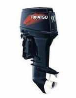 Двухтактный лодочный мотор Tohatsu 90(мотор недорого, бензомотор с доставкой)