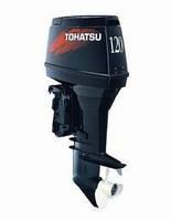 Двухтактный лодочный мотор Tohatsu 120(мощный  бензомотор, лодочный бензомотор tohatsu)