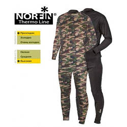 Камуфлированное термобелье Norfin Thermo Line Camo (S)