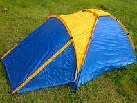 Палатка четырехместная однослойная Supertramp 4