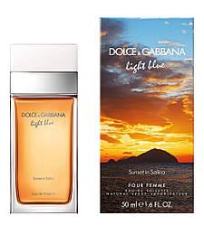 Dolce & Gabbana Light Blue Sunset In Salina (TESTER) 100ml