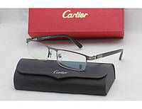 Мужская оправа Cartier 8100838 silver