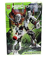 "Конструктор ""HERO FORTRESS"" в коробке №9934 ( ""Witch Doctor"" 60дет. 38 * 26 * 7 см)"