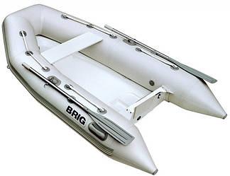 Надувная лодка со стеклопластиковым корпусом Brig F300