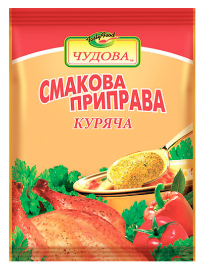 "Приправа куриная ""Чудова""  100 гр"