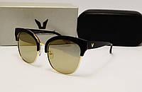 Женские солнцезащитные очки Gentle Monster 150029 коричневый цвет