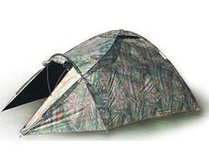 Трёхместная кемпингоая палатка FLAGMAN Forrest Explorer Realtree HD