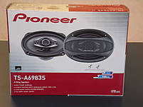 Автомобильная акустика Pioneer TS 6983  Колонки автомобильные, фото 3