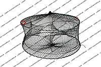 Ятерь круг для раков и рыбы 20 х 45 (чёрный) (средний)