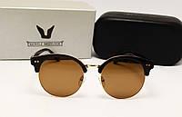 Женские солнцезащитные очки Gentle Monster 150035 коричневый цвет