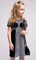 Платье школьное для девочки.