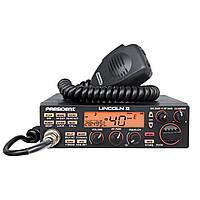 Радиостанция President LINCOLN II  ASC