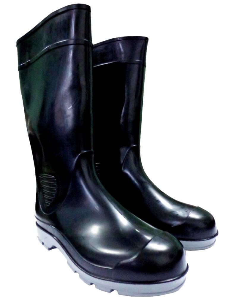 45e49d1f6 Резиновые сапоги мужские «Штамп-3» черные, цена 200 грн., купить в ...