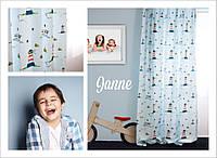 Ткань для штор Janne Dizz Design