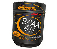 BCAA 4:1:1 500 g orange