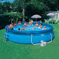 Надувной бассейн Intex Easy Set 28176/56905