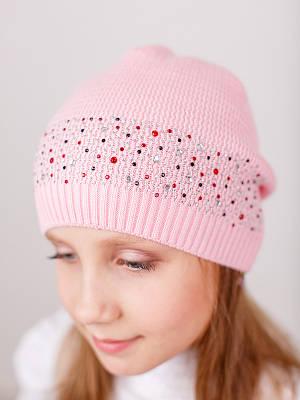 Детская шапка Мозайка