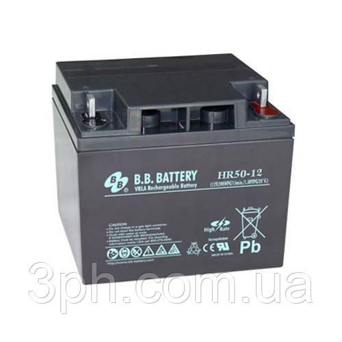 BB Battery hr50-12