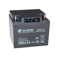 Аккумуляторная Батарея B. B. Battery Hr 50-12