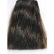 6.80 - Темный русый шоколадный натуральный Indola Permanent Аммиачная крем-краска для волос 60 мл.