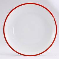 Тарілка порцеляна 27 обід