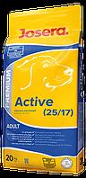 Josera Premium Active сухой корм для взрослых собак для силы и выносливости